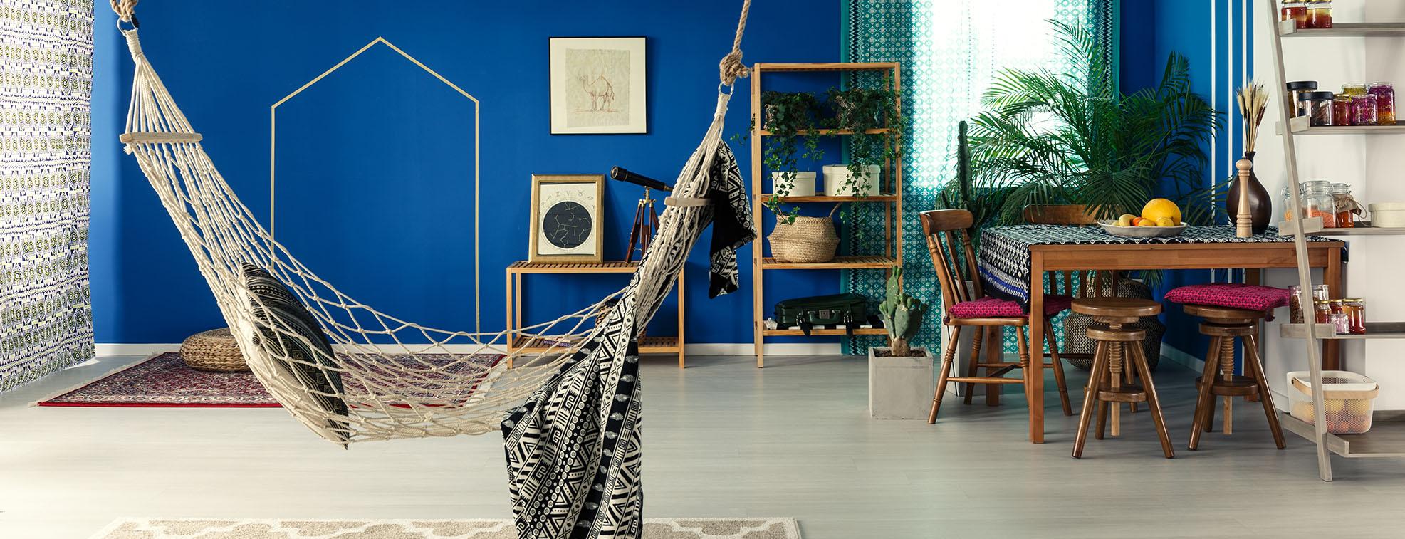 Bohemian Modern Interior Design Styles