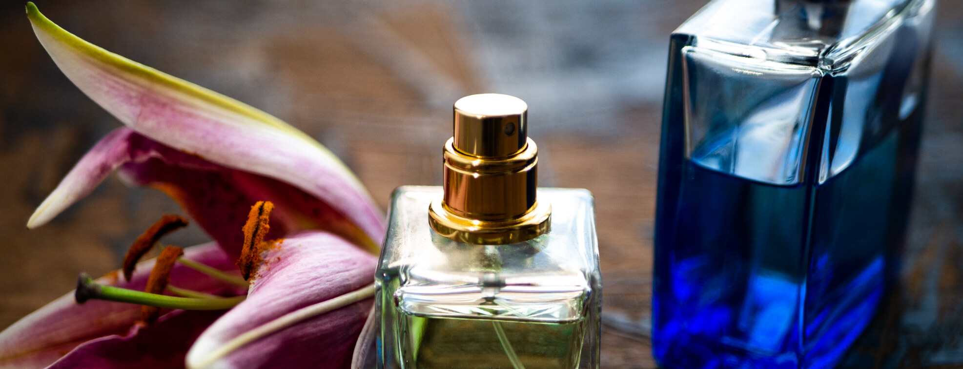 Spice up your Valentine's Day with a perfume